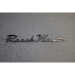 1954, 1955, 1956, 1957, 1958 Ford Ranch Wagon Script