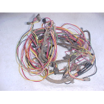 1963 Ford Two Door Power Window Wiring Harness