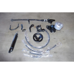 1954 1955 1956 1957 Ford Power Steering Setup