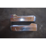 1955 1956 Ford Seat Side Shields