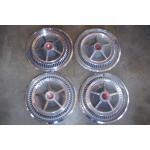 1966 Ford Thunderbird Wheel Covers