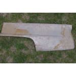 1955, 1956 Ford Left Hand Quarter Panel Repair Section