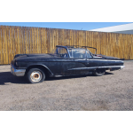 1959 Thunderbird Convertible And 1960 Hardtop / Factory Air