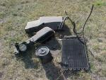Ford Thunderbird Factory Air Conditioning Parts