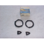 1955, 1956, 1957 Ford Thunderbird Door Handle Pads NOS