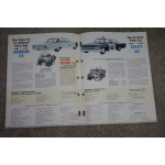 1961 Ford Police Brochure