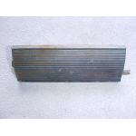 1956 Ford Heater Delete Plate