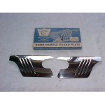 1952 to 1956 Ford Door Handle Guards